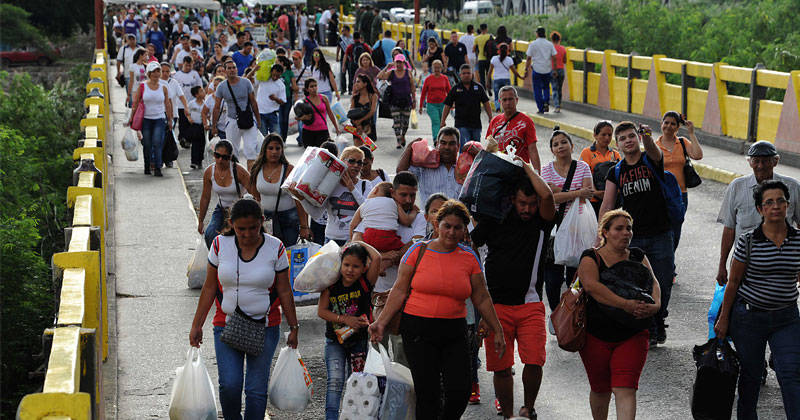 Venezuela: Dignidad y dramahumano