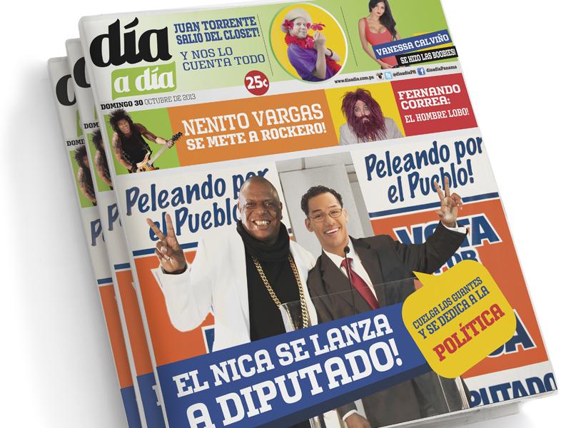 """""""Día Día"""" un periódico 100 %digital"""